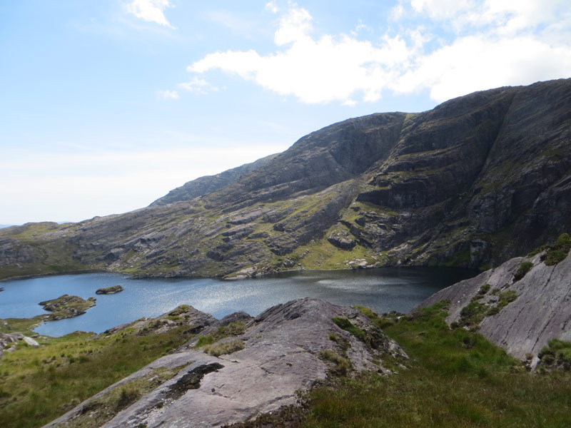 Hungry Hill on The Beara Way