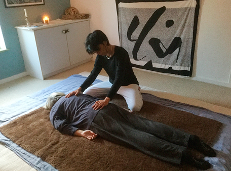 Shiatsu West Cork