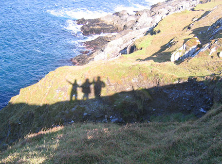 Guided walking Beara Peninsula